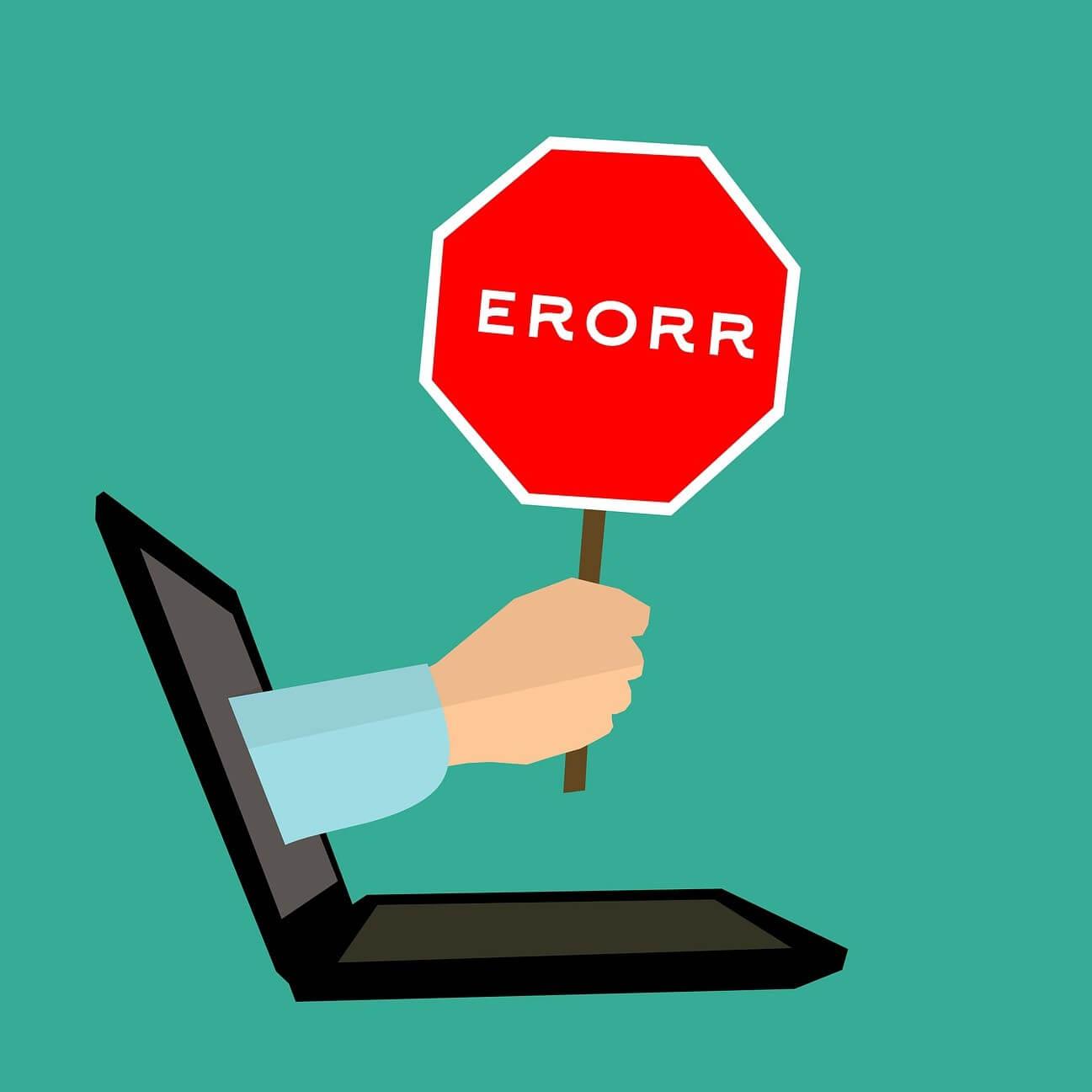 software errors