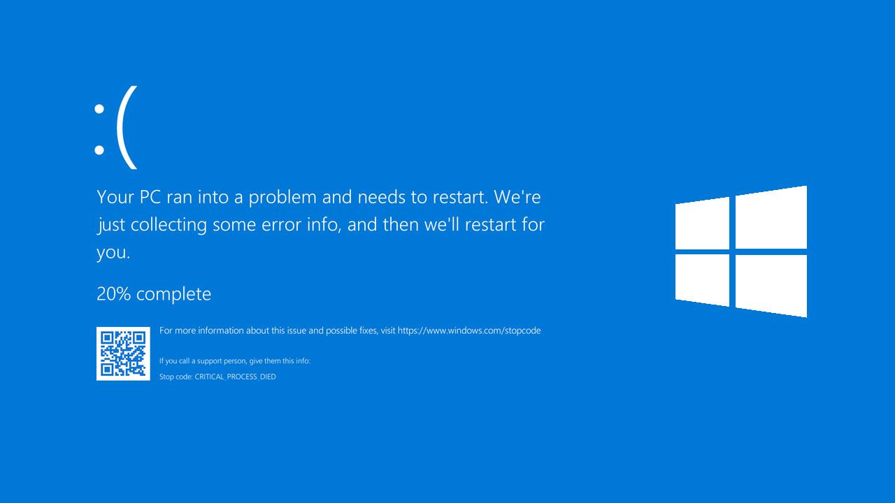 windows 10 errors